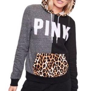 PINK Cheetah Hoodie